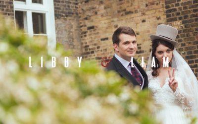 Honourable artillery Company London wedding video – Libby & Liam