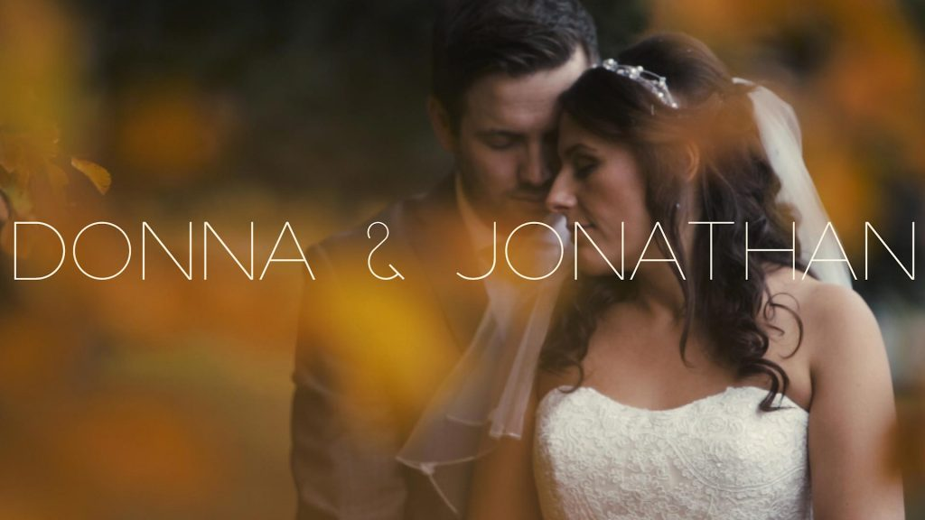 Knowsley hall wedding video