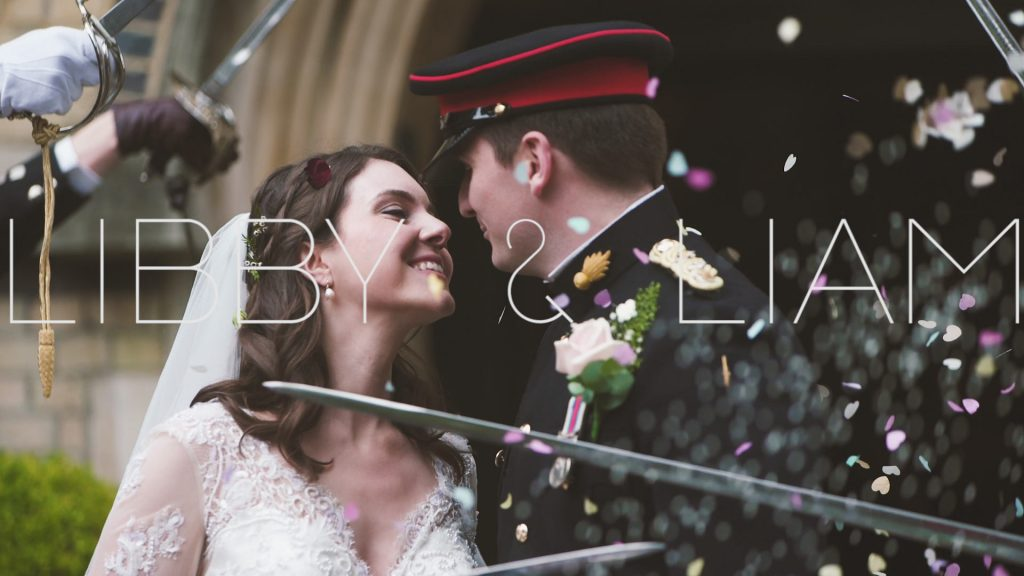 London wedding video