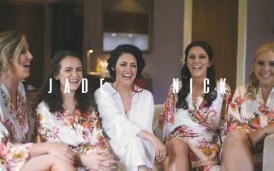 Knutsford Cheshire wedding video – Jade & Nick