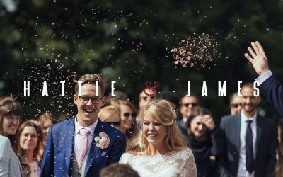 Dewsall court wedding video – hereford wedding – Hattie & James