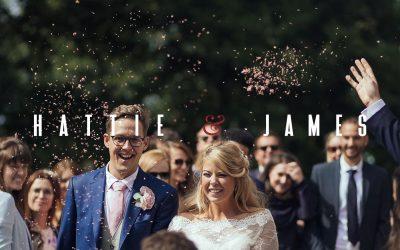 Dewsall court wedding video – hereford wedding – Hattie & James